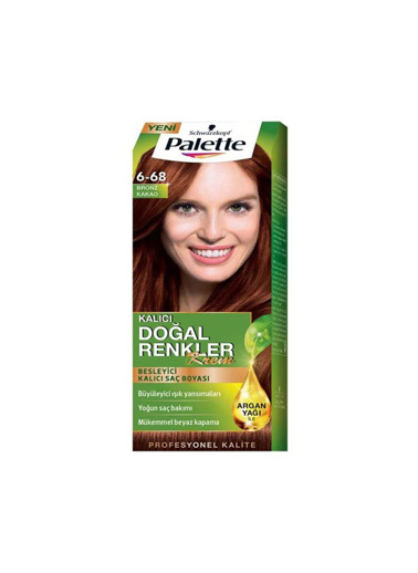Palette Palette Natural Saç Boyası 6-68 Renkli